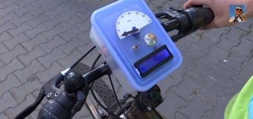 diytachometer 520x245 - Un cuentakilómetros para medir algo mas que la velocidad