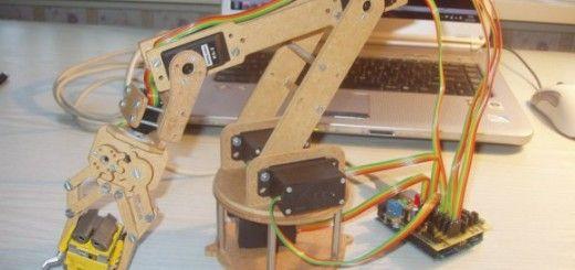 robot arm 520x245 - Hazte tu propio brazo robot en casa
