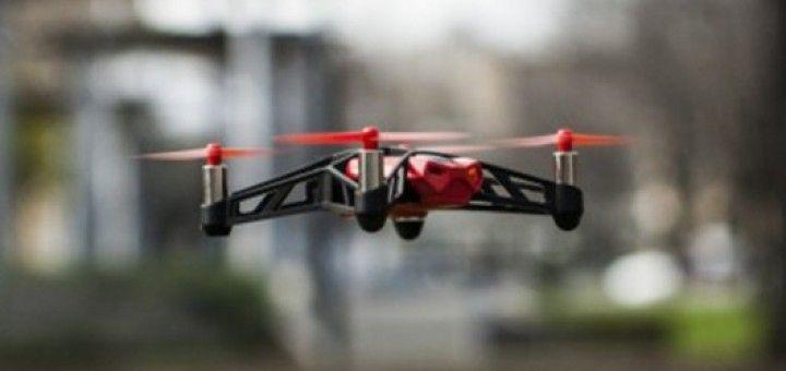 volar un drone