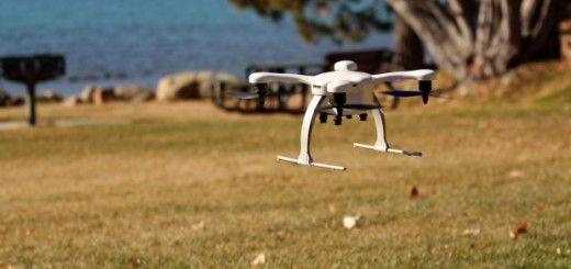 ghost drone 520x245 - Otras opciones para usar un drone que no tienen que ver con grabar videos