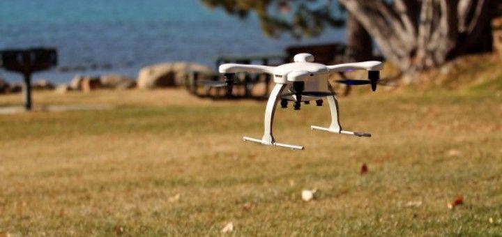 ghost drone 720x340 - Otras opciones para usar un drone que no tienen que ver con grabar videos