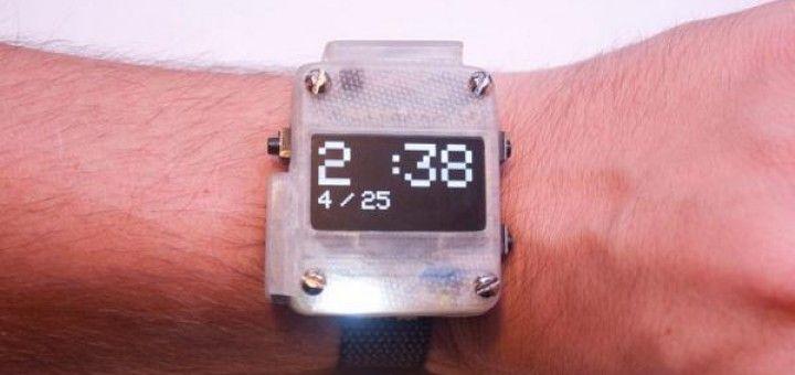 relogarduino 720x340 - Construye tu propio Smartwatch con Arduino
