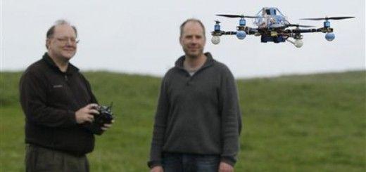 droneunahora 520x245 - Tres ideas a tener en cuenta al volar un drone por primera vez
