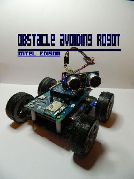 Un robot detector de obstaculos con arduino