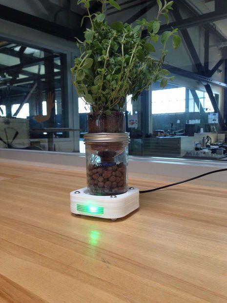 Construye un jardín inteligente con arduino