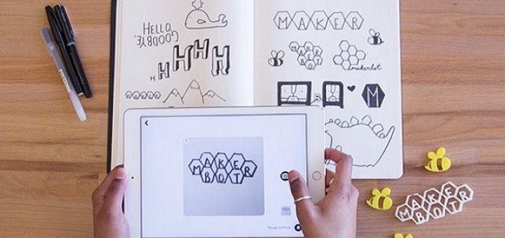 Shake Maker, convierte tus dibujos y diseños en 2D en creaciones en 3D
