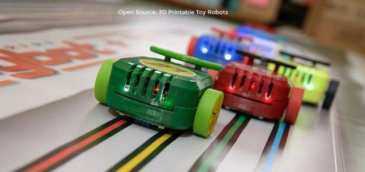 canny 720x340 - Unos cochecitos de carrera impresos en 3D y open source