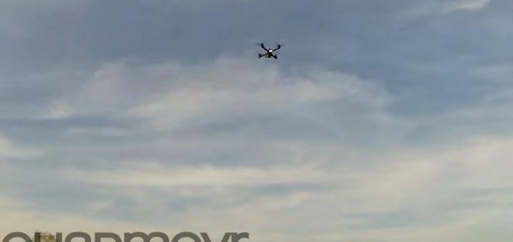 el drone mas rápido del mundo