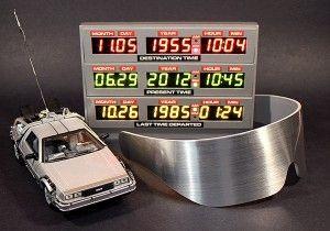display arduino 300x210 - Celebrando el 30 aniversario de Regreso al Futuro con Arduino