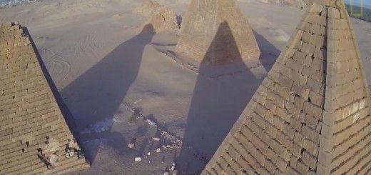 Vídeo del día: Pirámides de Nubia