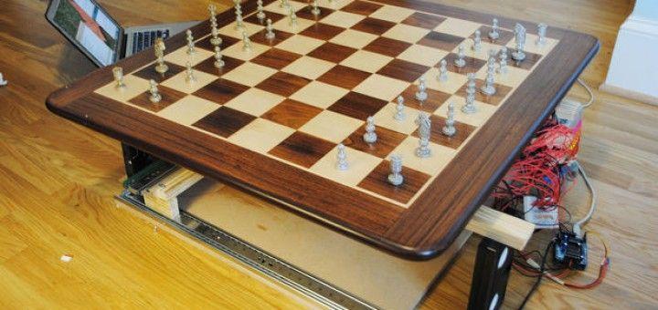 ajedrez arduino 720x340 - 5 proyectos para empezar con Arduino este verano