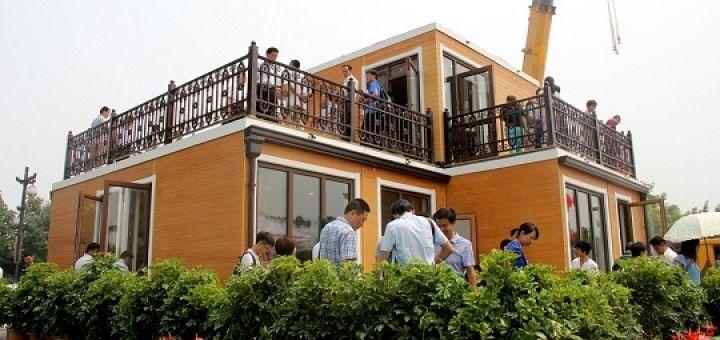 edificio3d 720x340 - Una casa impresa en 3D montada en 3 horas.
