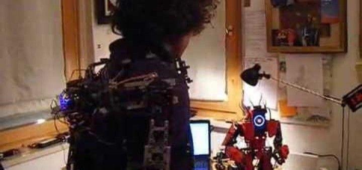 exoesqueleto arduino 720x340 - Controla un robot con un exoesqueleto LEGO y Arduino