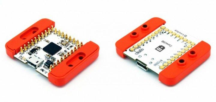 mCookie 720x340 - Microduino Mcookie, kit de desarrollo compatible con Arduino y LEGO