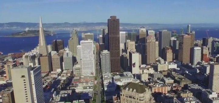 sanfrancisco drone 720x340 - La ciudad de San Francisco a vista de dron