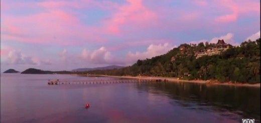 tailandia dron 520x245 - Vídeo del día: Tailandia a vista de dron
