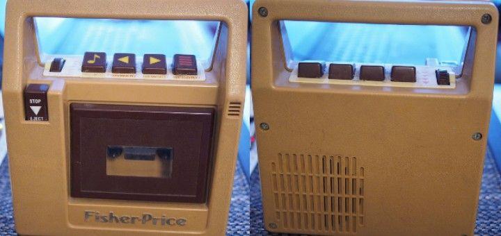 case exterior 720x340 - Convierte un viejo radio cassette en un altavoz Bluetooth con Arduino