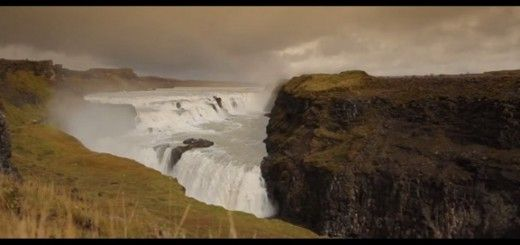 islandia drone 520x245 - Vídeo del día, Islandia a vista de Dron