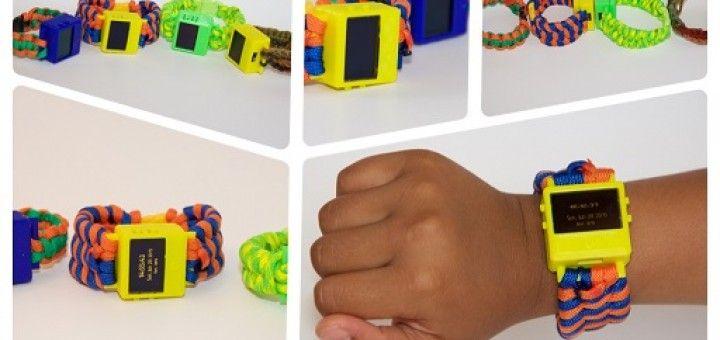 owatch 720x340 - O watch, un SmartWatch para que los niños aprendan a programar
