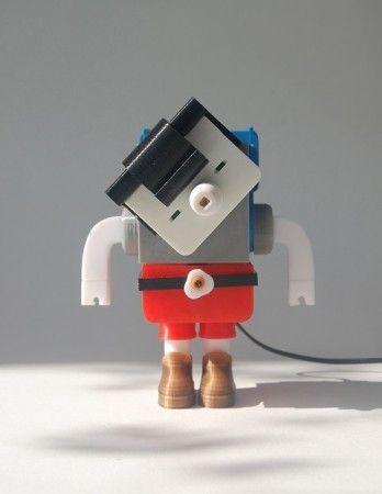 printocho 348x450 - La impresión 3D en la educación, unas breves ideas