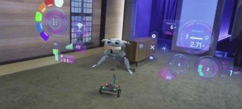 robot con raspberry pi y windows iot - Microsoft nos enseña lo que puede hacer su Windows 10 IoT Core