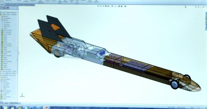 3dprint rccar 800x422 - Este coche R/C impreso en 3D quiere ser el más rápido del mundo