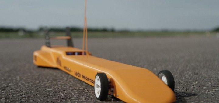 3dprint rccar1 720x340 - Este coche R/C impreso en 3D quiere ser el más rápido del mundo