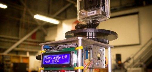 TimeLapse arduino 520x245 - Construye un control de movimiento para hacer Time Lapse con tu cámara
