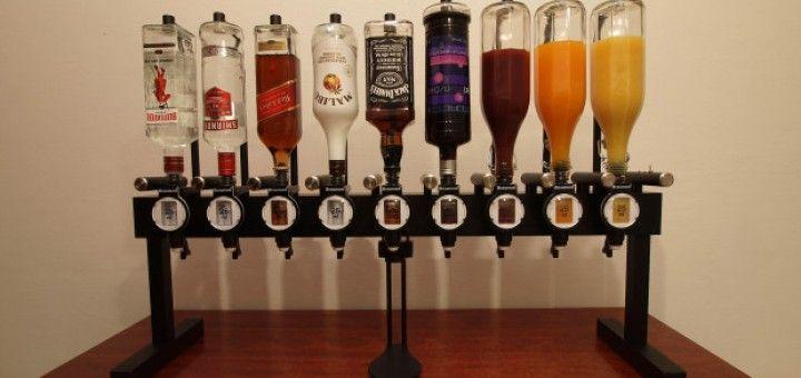 arduino bartender 720x340 - Alkobot, un barman automatizado con Arduino