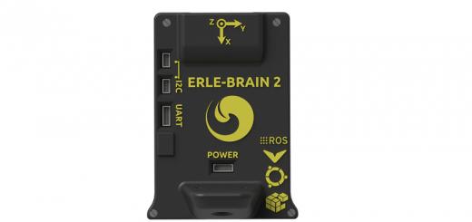 erler1 520x245 - Erle-Brain 2, el nuevo cerebro robótico Erle Robotics