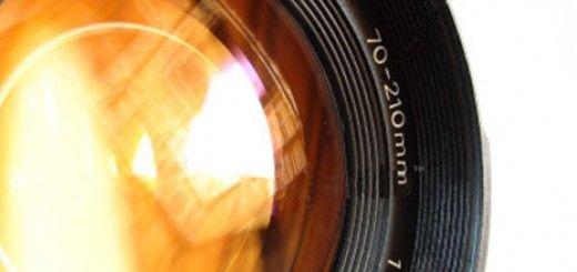 lente fotografica 520x245 - Tutorial Arduino: Disparador para Réflex - Parte I