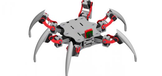 antdroid 520x245 - Antdroid, un robot de código abierto con Arduino y Raspberry Pi