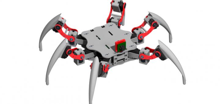 antdroid 720x340 - Antdroid, un robot de código abierto con Arduino y Raspberry Pi