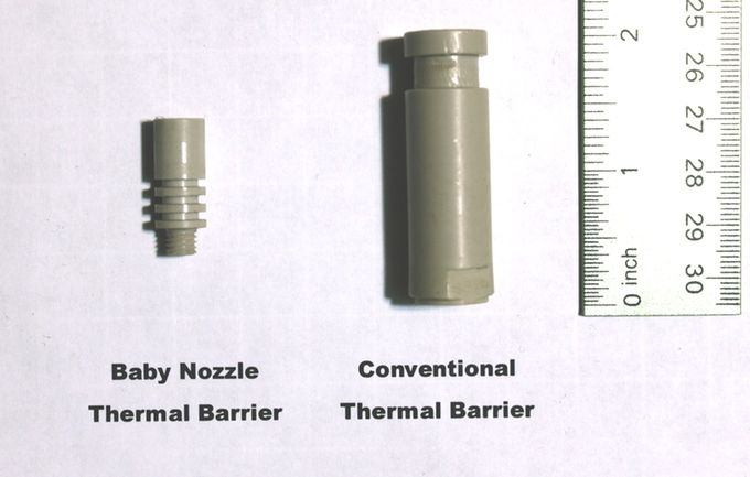baby2 - Baby 3D, la impresora 3D más pequeña
