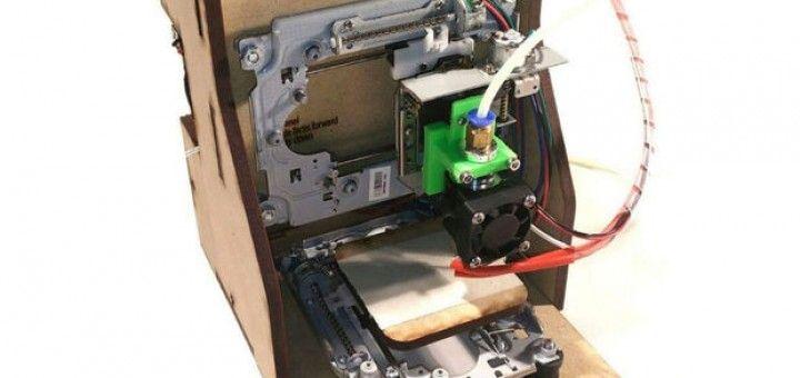 curiosity 720x340 - Arduino te ayuda a construir esta impresora 3D por menos de 150 dolares