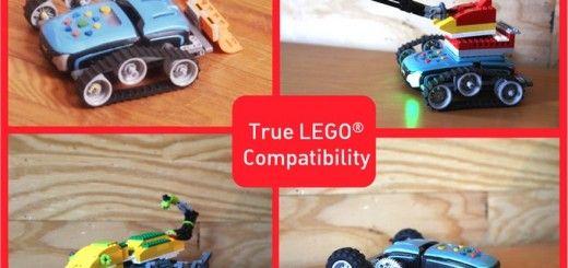 phiro4 520x245 - Phiro, un robot compatible con LEGO para niños