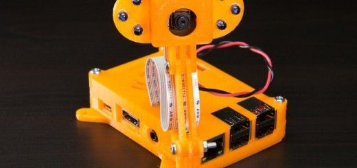raspberry pi cloudcam 520x245 - Tutorial Raspberry Pi: Una cámara de seguridad conectada a Internet