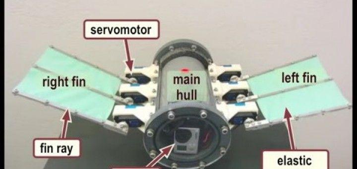 robot submarino 720x340 - Robot submarino impulsado por Arduino