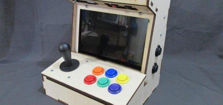 arcade raspberrypi 720x340 - Tutorial Raspberry Pi: construye una máquina Arcade