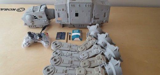 at at arduino 520x245 - Monta tu robot AT-AT de la Guerra de las Galaxias