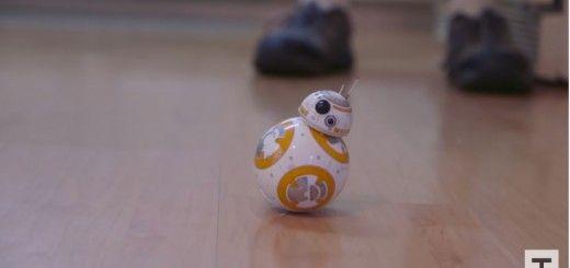 bb 8 robot 520x245 - Cómo funciona el juguete robot BB-8 de Star Wars