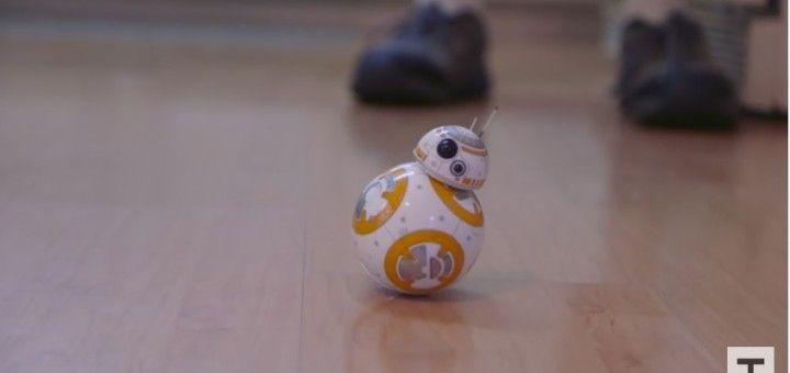 bb 8 robot 720x340 - Cómo funciona el juguete robot BB-8 de Star Wars