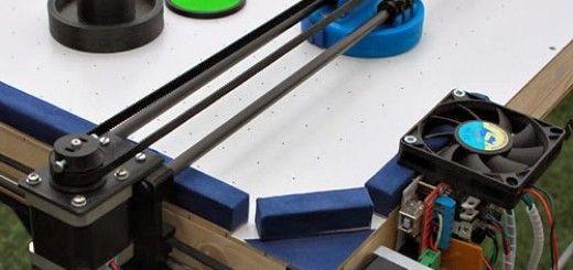 hockey arduino 520x245 - Juega al Air Hockey contra este robot controlado por Arduino