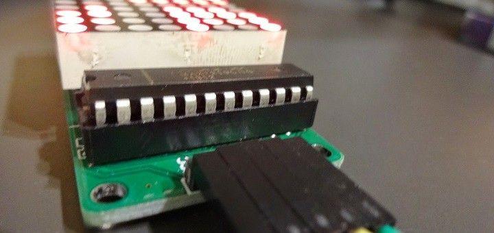 matriz arduino 720x340 - Tutorial Arduino: Matriz de LEDs de 8x8