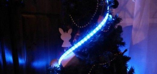 navidad raspberrypi 520x245 - Controla las luces de tu árbol de navidad desde Twitter y tu Raspberry Pi
