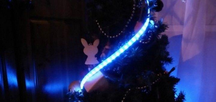 navidad raspberrypi 720x340 - Controla las luces de tu árbol de navidad desde Twitter y tu Raspberry Pi