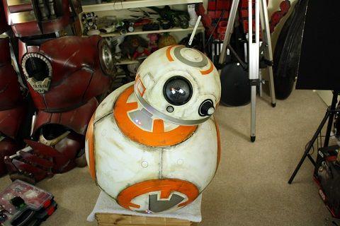 BB8 robot2 - Arduino esta detrás de esta increíble versión de BB8