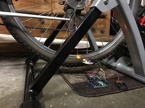 arduinovrbici2 - Pedalea en realidad virtual gracias a Arduino