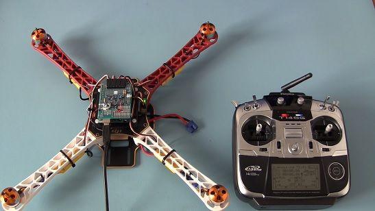 Cómo hacer un drone con arduino ahora más fácil este