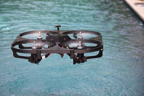 freebird2 - Freebird, un dron seguro impreso en 3D
